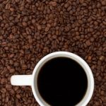 commodities - coffee beans and brewed